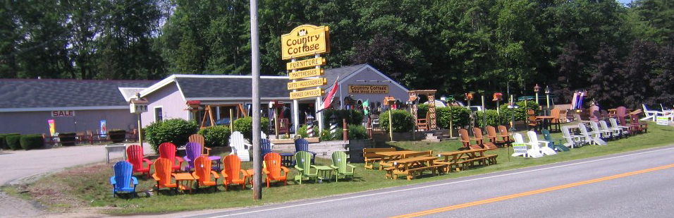 Country Cottage Furniture New Hampton NH