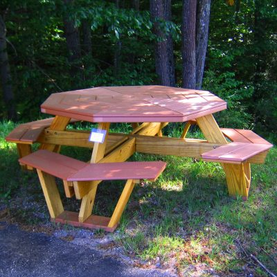 Poly Picnic Tables