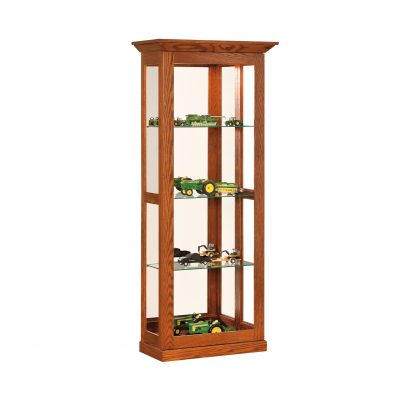 Curios Gun Cabinets Country Cottage Furniture