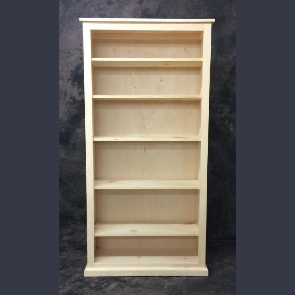 Custom And Stocked Bookcases