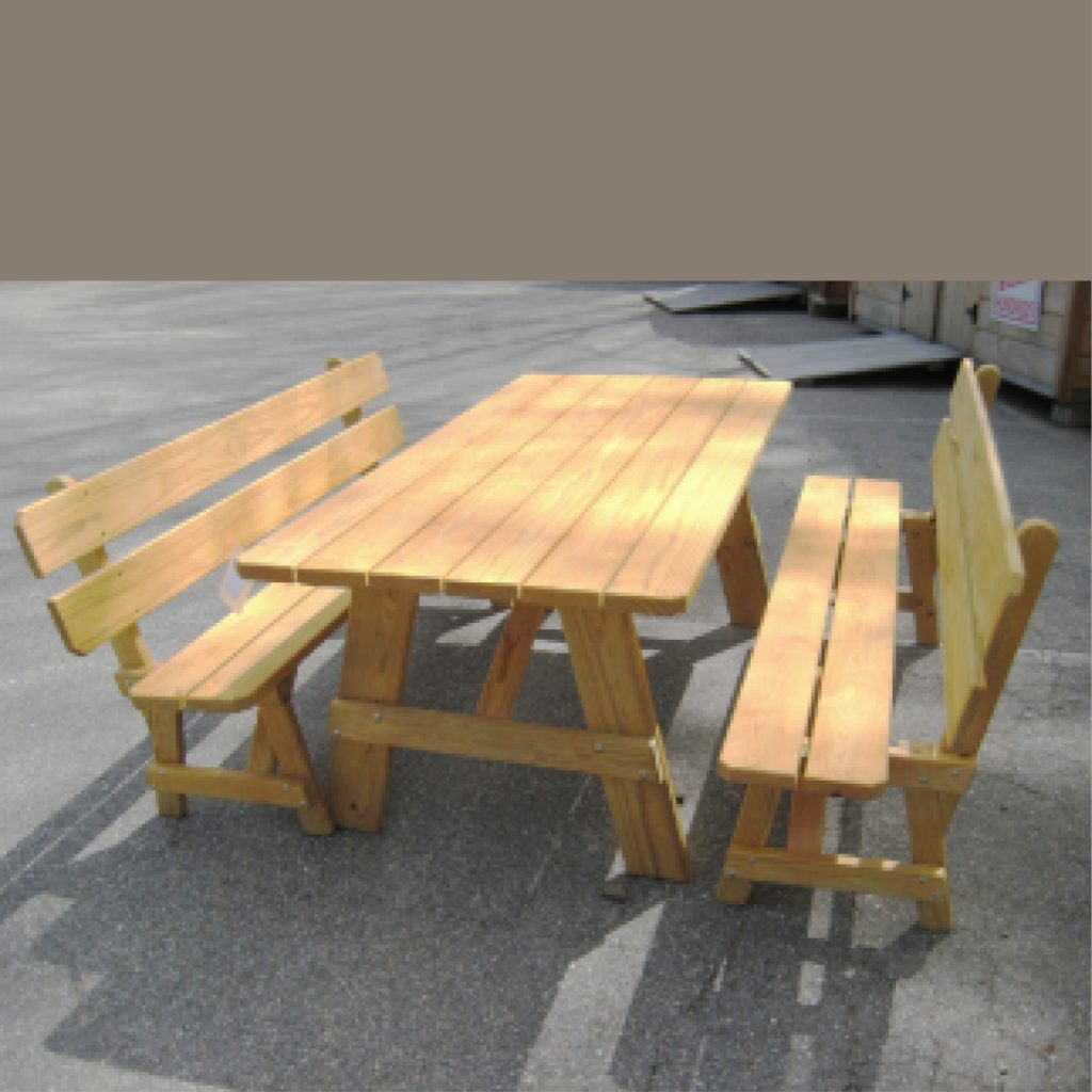 Remarkable Wood Picnic Table For Sale Nh Country Cottage Furniture Ibusinesslaw Wood Chair Design Ideas Ibusinesslaworg