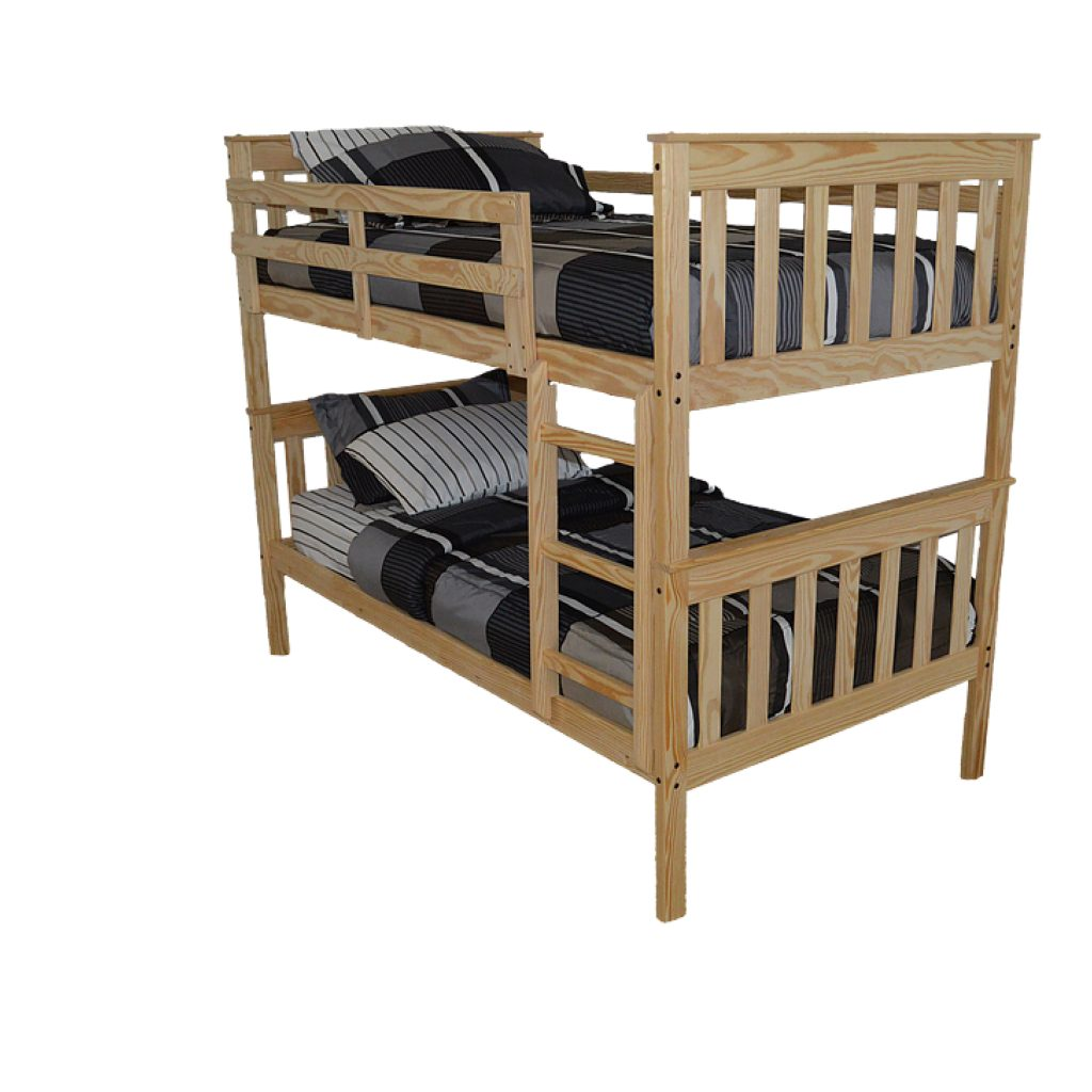 Picture of: Wood Bunk Beds Country Cottage Furniture