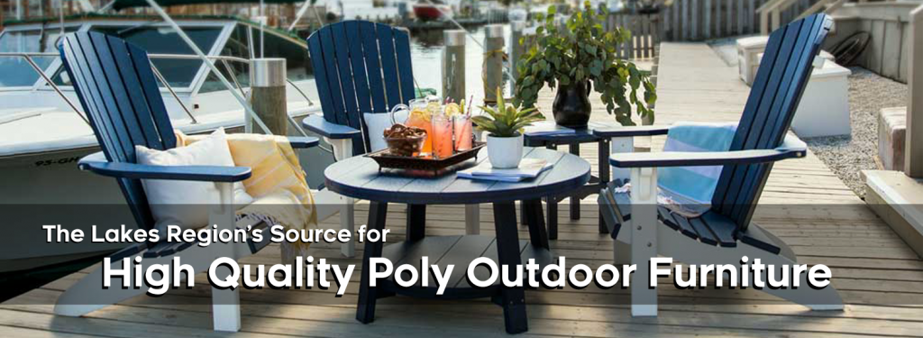 Country Cottage Furniture Outdoor Furniture New Hampshire Lakes Region
