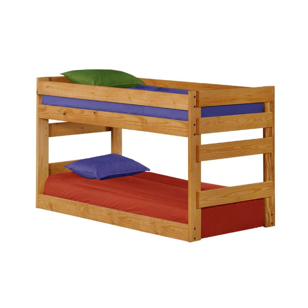 Wood Bunk Beds Country Cottage Furniture