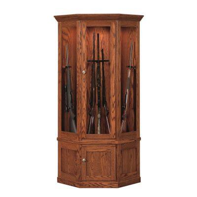 Curios + Gun Cabinets