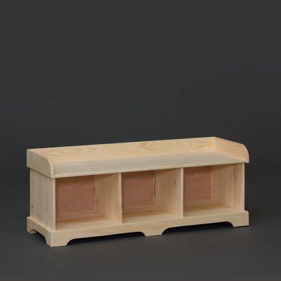 Cubbies + Crates