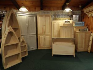 Storage Cabinets + Other